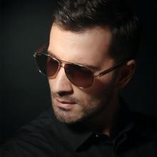 VEITHDIA Classic Designer Mens Sunglasses Polarizerd Vintage