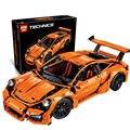 2704 unids Porsche 911 GT3 RS Coche de Carreras Modelo de Bloques de Construcción de Ladrillos de Juguete de Regalo Para Niños Compatibles Con Lego Technic 42056
