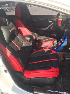 Car seat cover for Hyundai Santa Fe ix35 Tucson Elantra Sonata Verna Accent Solaris 5D car-styling carpet linersCar seat cover for Hyundai Santa Fe ix35 Tucson Elantra Sonata Verna Accent Solaris 5D car-styling carpet liners
