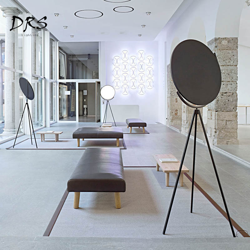 Acrylic Led Floor Lamp Standing