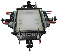 24x24 Manual Screen Mesh Stretcher Screen Printing Plate Making Tool