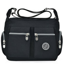 15b1807cd Impermeable Kipled, bolsas de mensajero para mujeres, embrague carteras  Vintage vagabundos señoras bolso mujer