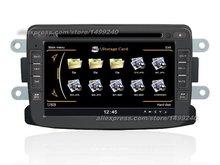 For Renault Logan 2009~2013 – Car GPS Navigation System + Radio TV DVD BT iPod 3G WIFI HD Screen Multimedia System