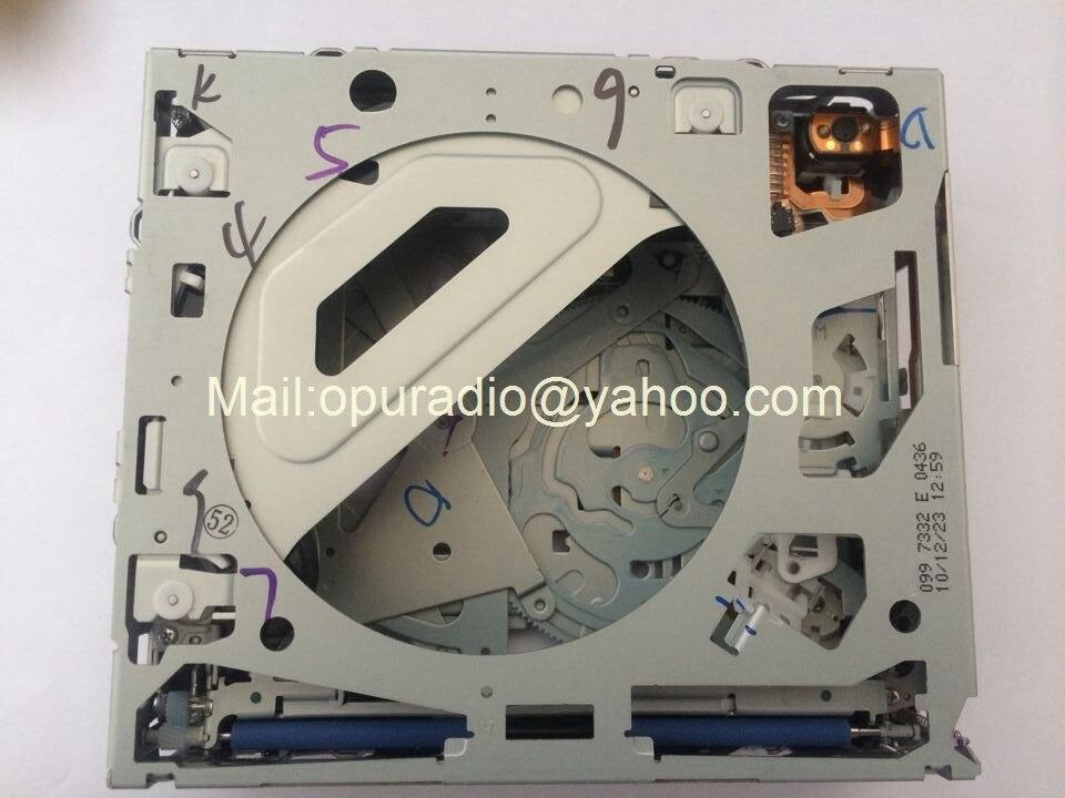 20IDC 6 компакт-диск механизм чейнджер старый стиль для Toyota VW RCD510 навигации audisymphony автомобиль радио аудио тюнер