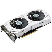 ASUS GTX1060 6G game independent graphics card snow leopard DUAL-GTX1060-O6G desktop computer 6g alone significantly