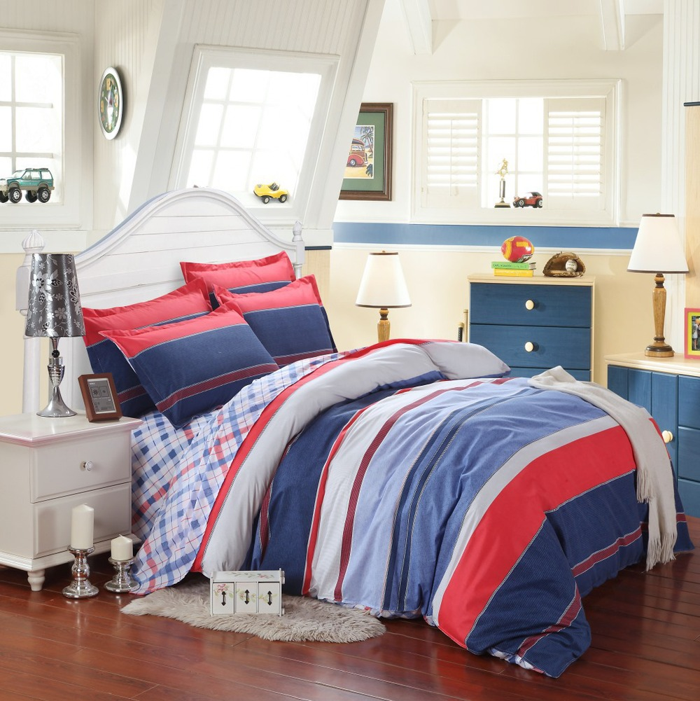 king size bed set 4pcs bedding set cotton plush bedding set 220 240 15754