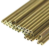 Customized product,Environmentally H62 Brass tube,Outer diameter 8mm Wall : 1 mm ,125mm,20pcs