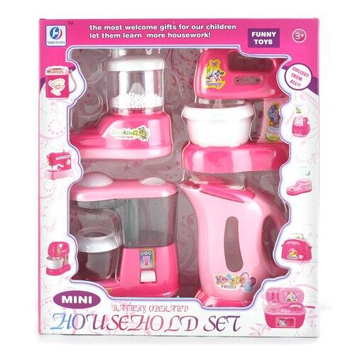 simulatie speelgoed waterkoker koffiezetapparaat mixer