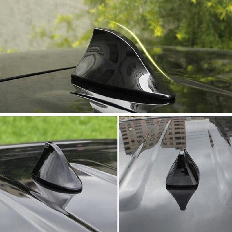 Auto Radio Haaienvin Auto Shark Antenne Radio Fm Signaal Ontwerp Voor Peugeot 307 206 308 407 207 3008 406 208 508 301 2008 408 5008