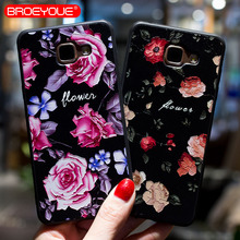 BROEYOUE Case For Samsung Galaxy A3 A5 A7 2016 2017 Relief Silicone Cases For A3 A5 A7 2017 Ultra Thin Matte Phone Cases Cover кейс для назначение ssamsung galaxy a5 2017 a3 2017 с узором кейс на заднюю панель сова мягкий тпу для a3 2017 a5 2017 a5 2016