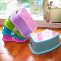 Children Multi Function Toilet Seat Foot Stool Childrens Stool Baby Anti Skid Stool Footstool Child Small
