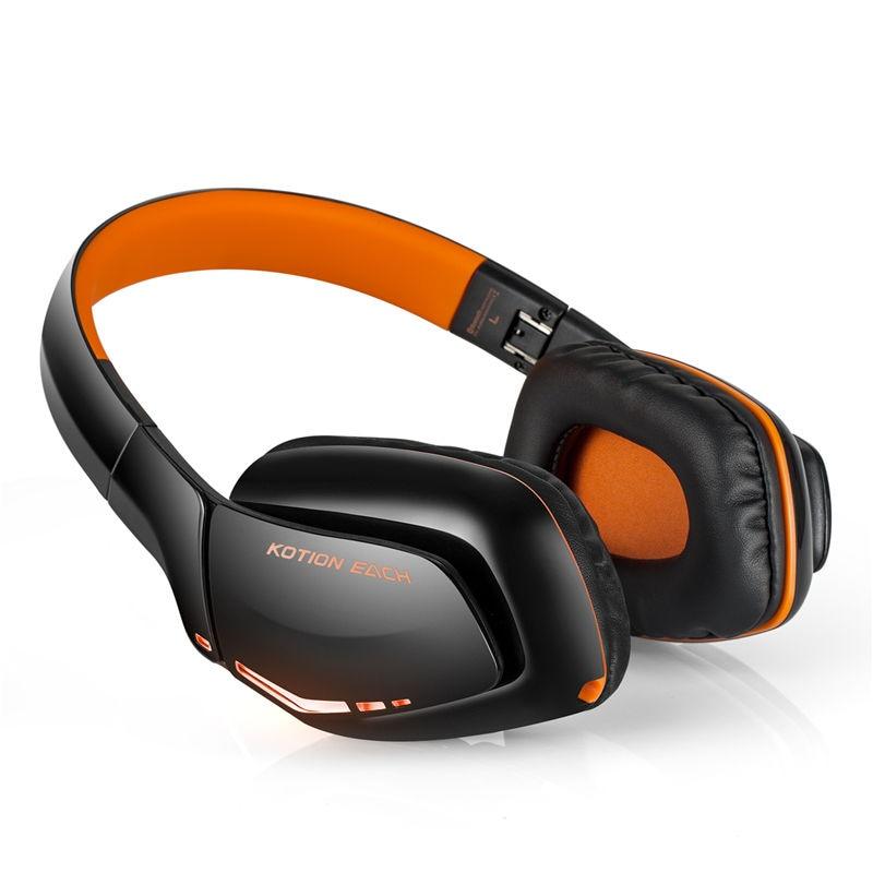 KOTION EACH Stereo Сымсыз құлақаспап Bluetooth - Портативті аудио және бейне - фото 5
