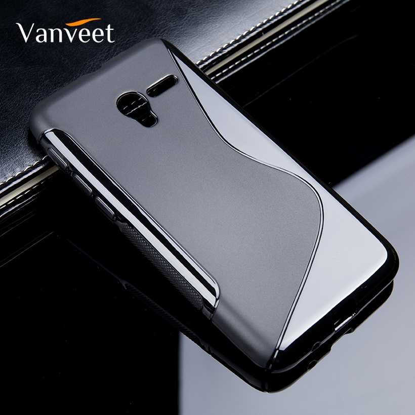 S-Line TPU Case For Alcatel OneTouch Pop 3 5015D 5.0 inch 3G Cover For Alcatel OneTouch POP 4 5.0 inch 5051X S Line Back Cover