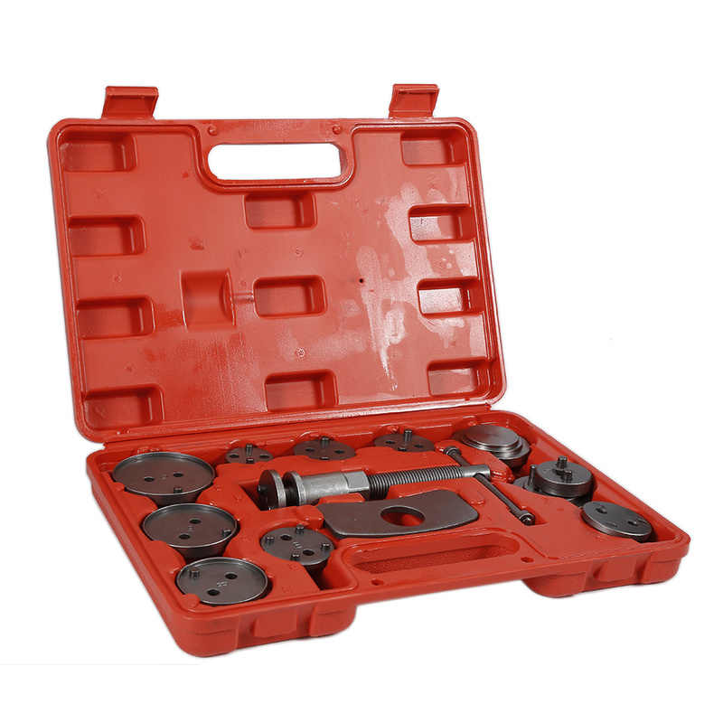 NEW 13pcs Universal Car Repair Brake Cylinder Remover Kit Auto Repair Tools Car Repair Accessories HWC