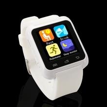 Bluetooth Smart Watch U80 BT-benachrichtigung Anti-verlorene MTK Armbanduhr smartwatchs für iPhone Samsung S4 Hinweis 2 3 IOS Android-Handy