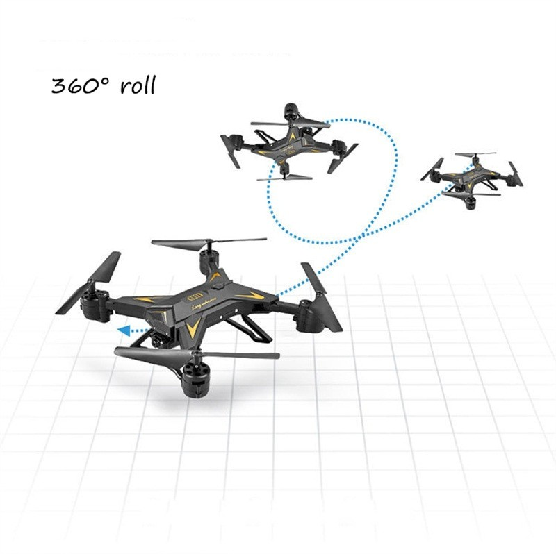 RC Helicopter Drone with Camera HD 1080P WIFI FPV Selfie Drone Professional Foldable Quadcopter  Minutes Battery Life 11