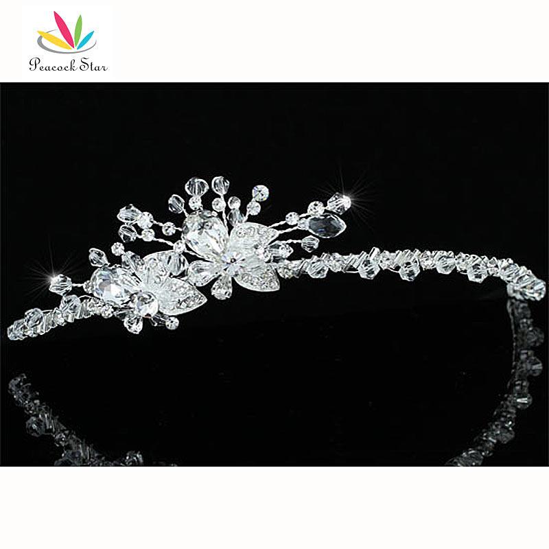 Outstanding Bridal Side Tiara Promotion Shop For Promotional Bridal Side Tiara Hairstyles For Men Maxibearus