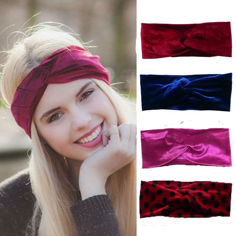 Inforest Headband Women Hair Accessories Hair Band Head