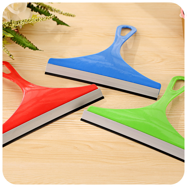 New Durable Window Mirror Car Windshield Squeegee Glass Wiper Silicone  Blade Cleaning Shower Screen(China