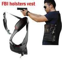 FBI agenten rucksack stealth voodoo taktische uk rucksack sog tactical taschen diebstahlsicher achselhöhle tasche kleidung Schwarz molle beutel
