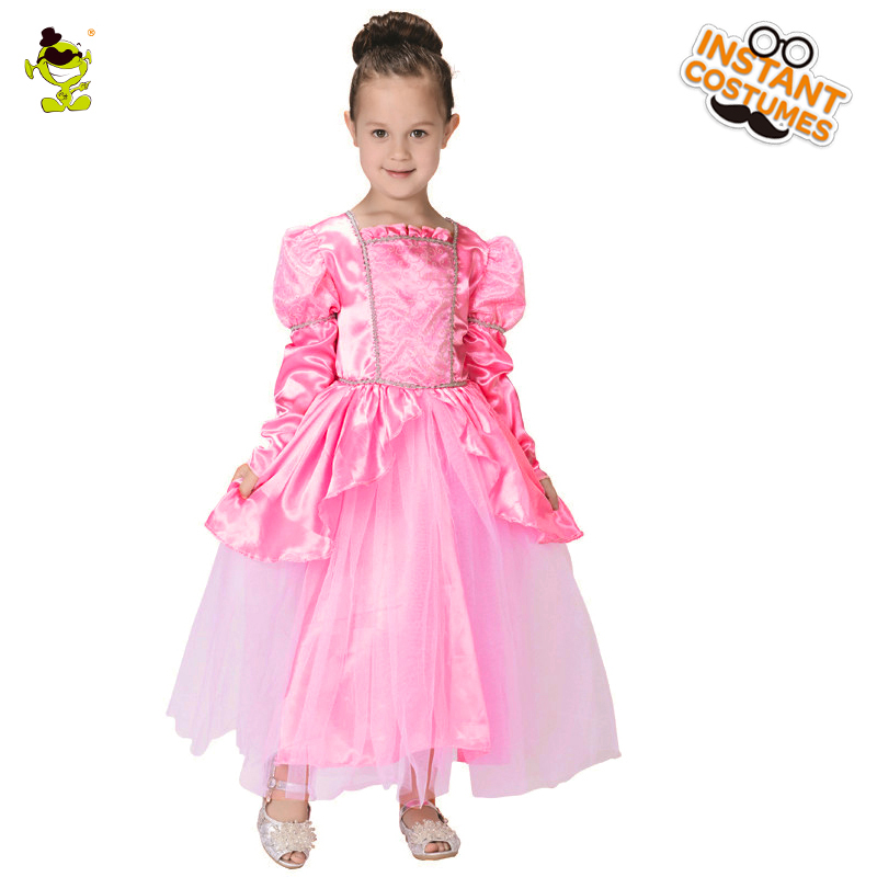 Original Princess Snow White Cinderella Dresses Costumes: New Girls Cinderella Costumes Children Snow White Princess