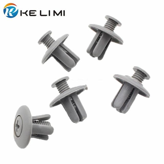 kelimi auto car body plastic rivet fastener clips door panel screw push type expanding moulding. Black Bedroom Furniture Sets. Home Design Ideas
