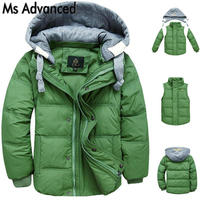 2017 winter children baby boys clothes down jacket coat fashion hooded thick warm coat boy winter kids clothes outwear for 4 13T