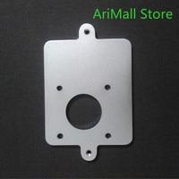 1 PCS UM2 Ultimaker2 Extended upgrade UM2+ feeder extruder mounting plate  3D accessories 3D Printer Parts & Accessories     -