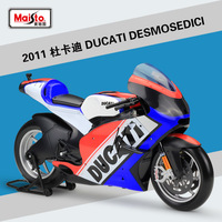 Maisto 1:6 DUCATI DESMOSEDICI Diecast Metal Model Sport Race Motorcycle Model Motorbike Collectibles