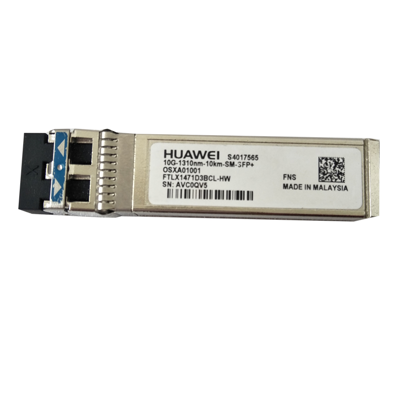 Original Huawei SFP + 10G-13010nm-10km-sm-sfp+ single-mode optical module OSXA01001Original Huawei SFP + 10G-13010nm-10km-sm-sfp+ single-mode optical module OSXA01001