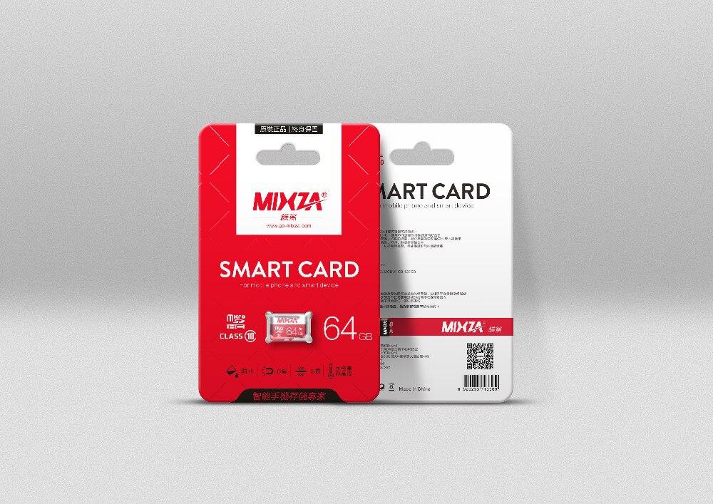 MIXZA diamond series 64GB 128GB micro sd card class10 flash card memory card for Phone/Tablet/Camera