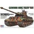 ОХИ Tamiya 35169 1/35 Немецкий Король Тигр Panzerkampfwagen VI Sd Kfz 182 Военная Сборки БТТ Модель Строительство Комплекты
