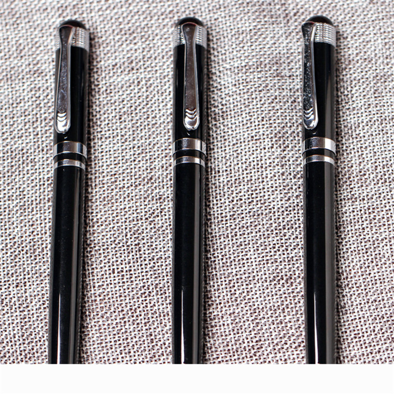 9189P New Two Fac Fine Fountain Pen Pens for Gift Office Supplies Writing Stationery promotion writing stationery crocodile 168 luxury crocodile surface 0 5mm metal fountain pen office supplies ink pens for gift