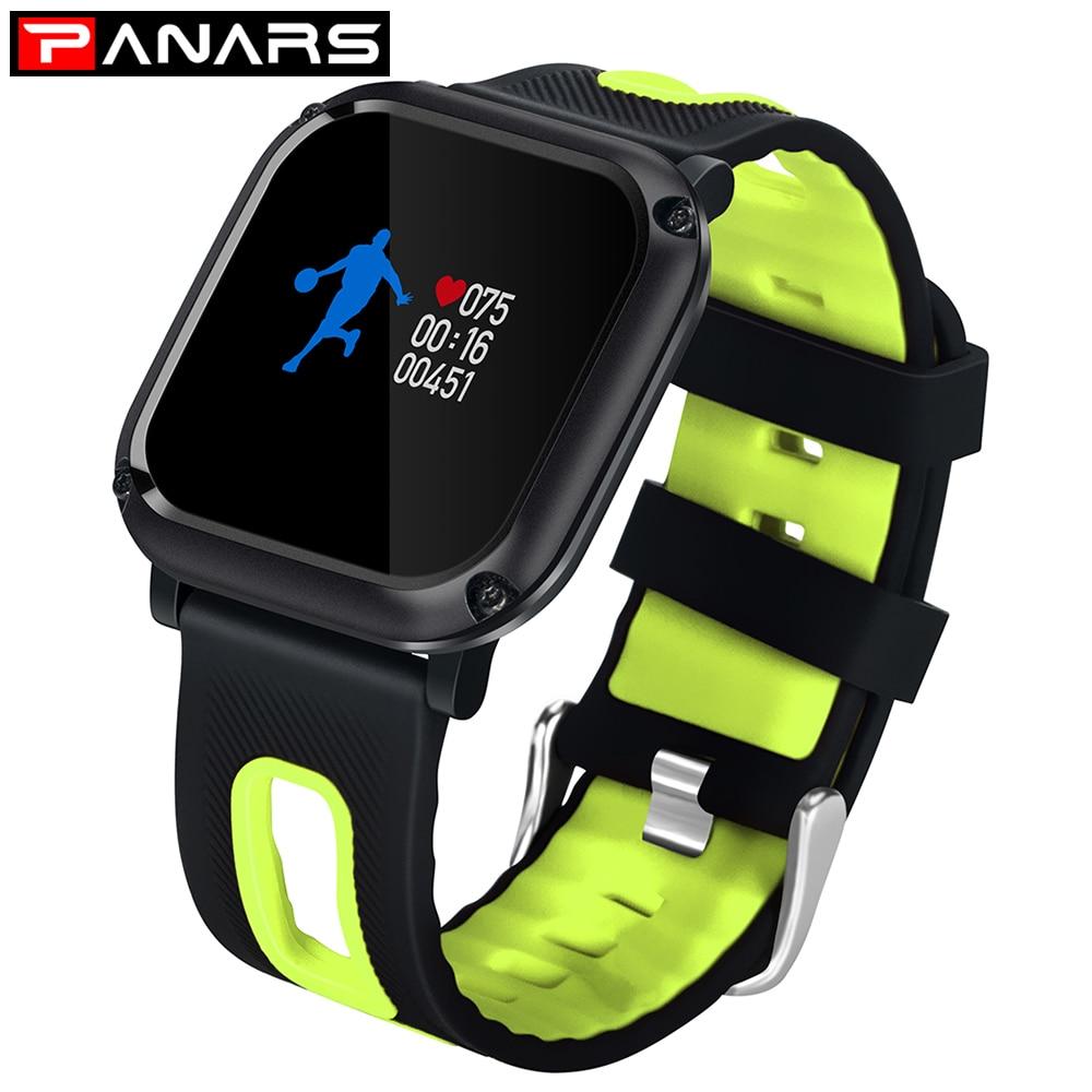 Neutral Smart Wristband Bracelet Bluetooth Pedometer Smartwatch Silicone Sport Watch Heart Rate Blood Pressure Sleep Monitor
