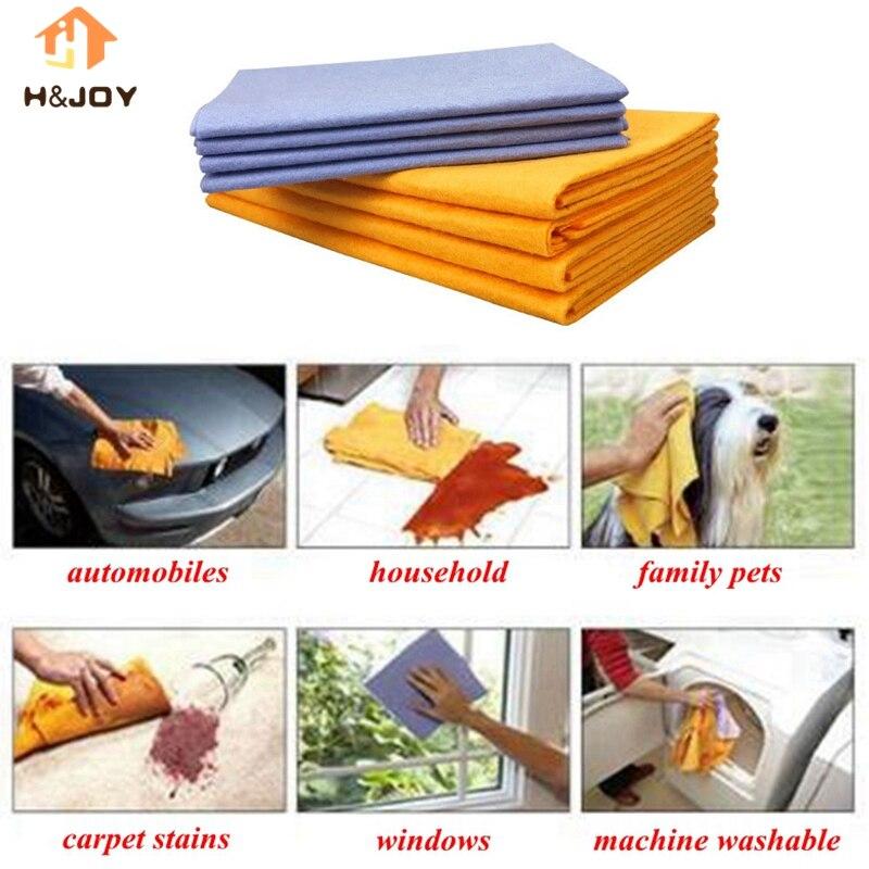 Cut Rate 8pcs Set Super Absorbent Towels Anti Grease Bamboo Fiber