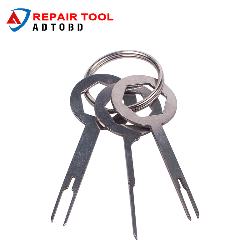 Auto Car Plug Circuit Board Wire Harness Terminal Extraction Pick Connector Crimp Pin Back Needle Remove auto car plug circuit board wire harness terminal extraction pick how to remove metal pins from wire harness at gsmx.co