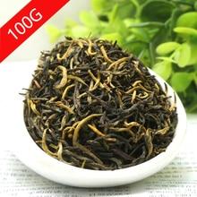 2016yr China dianhong black tea 100g  high quality yunnan dian hong red tea health food