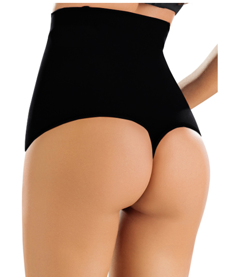 8074b3324b Women Sexy Butt Lifter Shaping Control Abdomen Hip Pants Body Corset ...