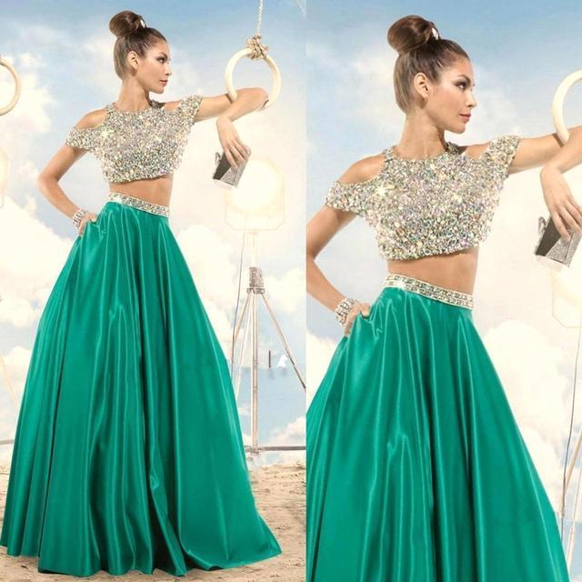 Aliexpresscom Buy Gorgeous Prom Dresses 2017 Dress For Graduation