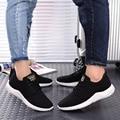 NALIMEZU Mujeres Zapatos Casual 2017 Nuevas mujeres de la Moda de Malla de Aire de Verano Zapatos Mujer Slip-on Plus Size 36-41 Zapatos N061
