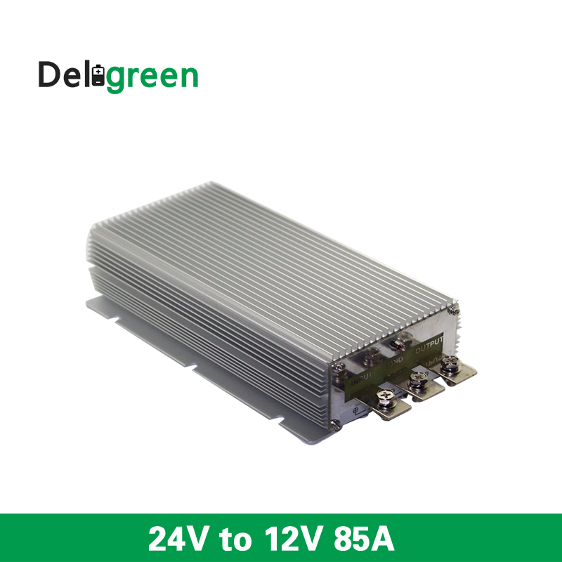 24V to 12V 85A 1020W wide input DC DC Converter Regulator Car Step Down Reducer Buck converter power supply инверторы и преобразователи dc dc buck converter dc dc 24v 12v 1 5a 200584 24v to 12v car buck converter