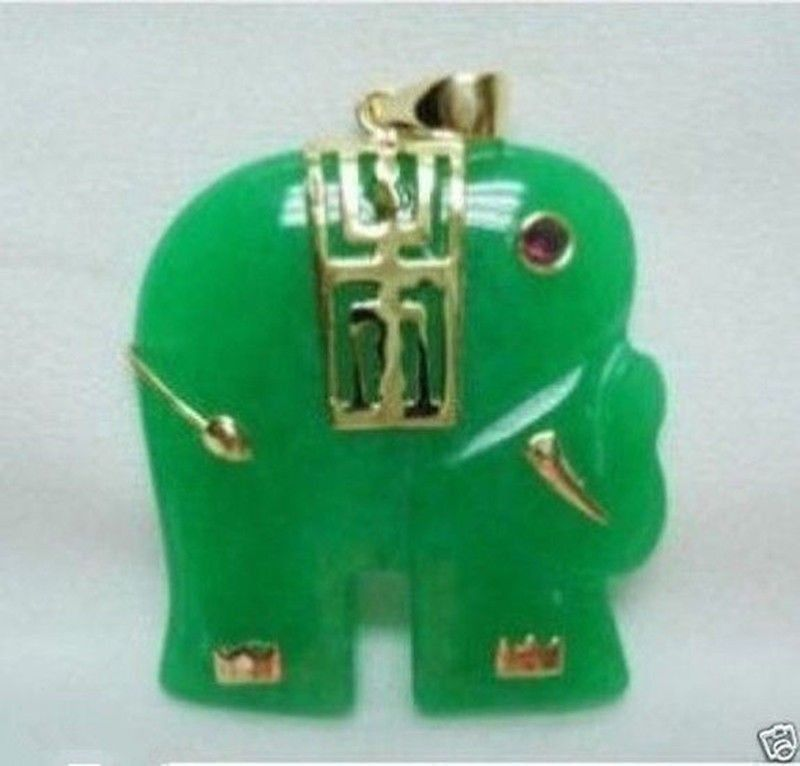 Free shipping n3660 charming green stone elephant pendant free shipping n3660 charming green stone elephant pendant necklace in pendants from jewelry accessories on aliexpress alibaba group aloadofball Gallery