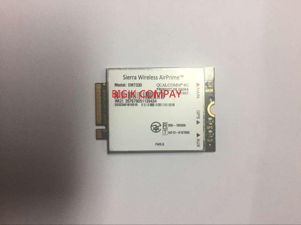 EM7330 Sierra Wireless FDD LTE 4G AirPrime GSM GPRS GNSS cat3 JRF/JPA Gobi API Single SKU for Japan 100% New&Original