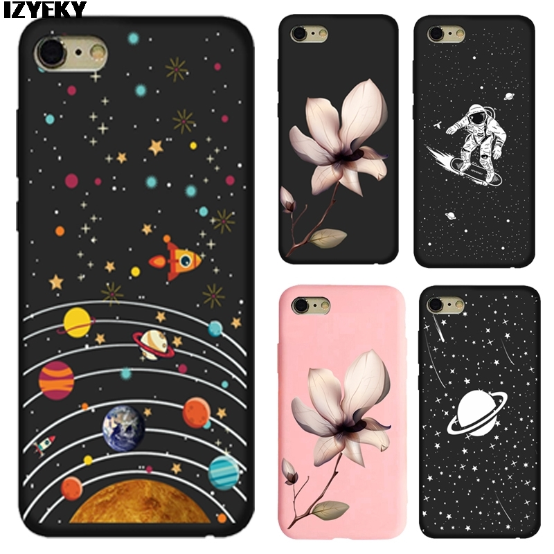 Phone Bags & Cases Izyeky Case For Samsung Galaxy A9 2018 Case A9s Space Universe Planet Soft Phone Cover For Samsung A9 Pro 2018 Cellphones & Telecommunications