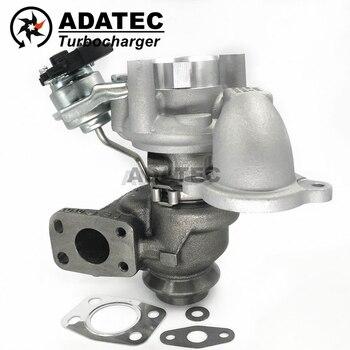 Turbocompressor brandnew td025 49373-02013 49373-02003 49373-02002 9673283680 para ford fiesta viii 1.6 tdci 95hp tzja 2010-
