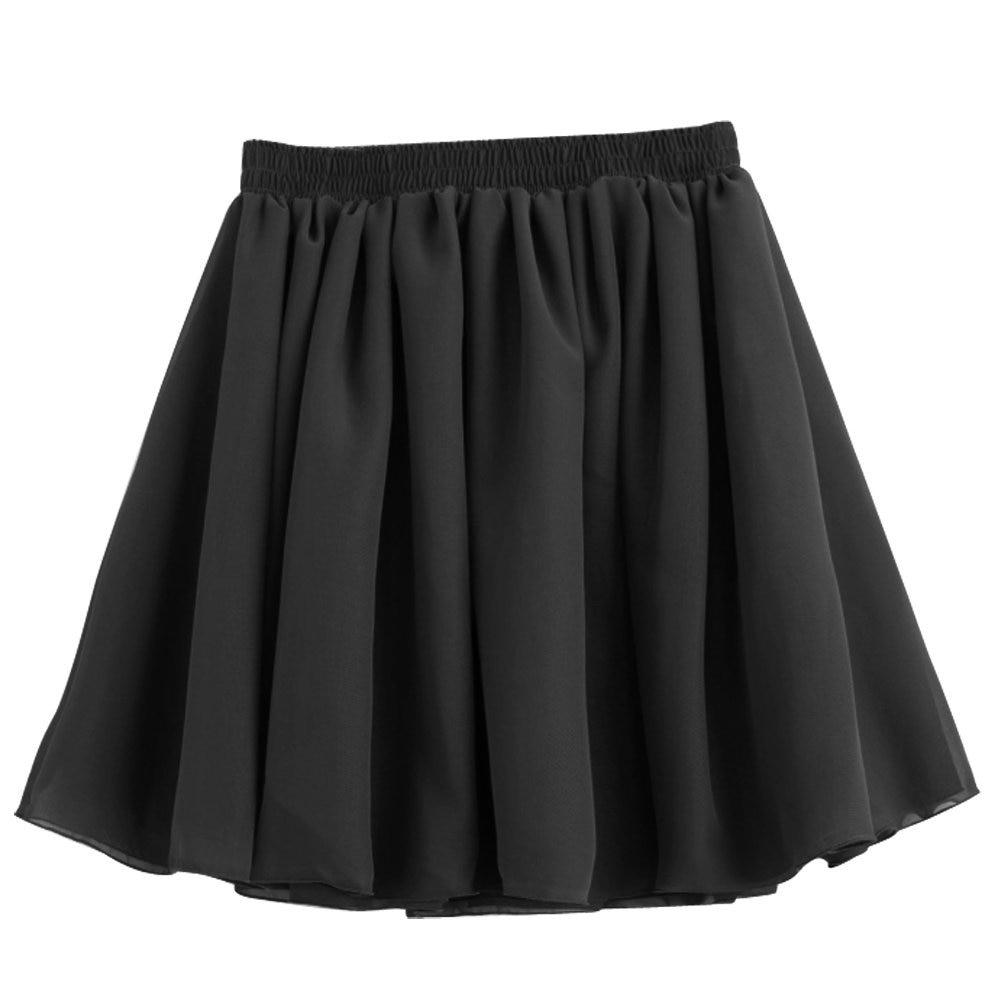 Слоистые короткие платья