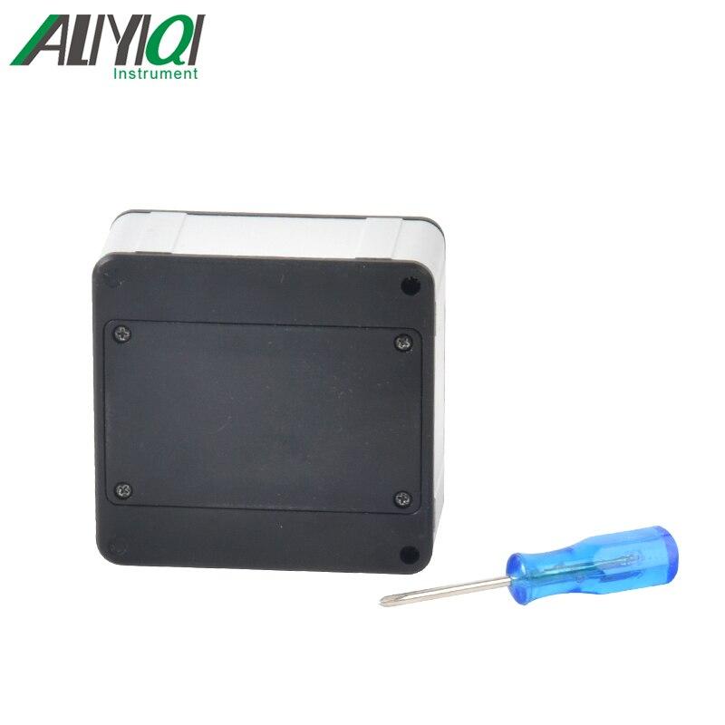 Aliyiqi IP65 цифровой измеритель уровня воды магнит цифровая коническая коробка цифровой уровень Магнитный