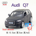RMZCity 1:36 Scale Car Model Toys AUDI Q7 SUV Diecast Metal Pull Back Car Toy For Gift/Collection/Kids