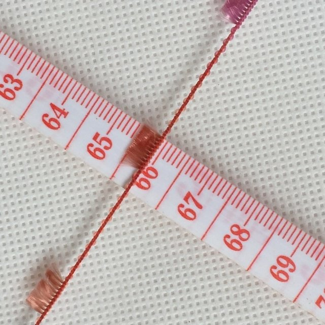 Tienda Online 3 bolas * 100g moda abrigo hilo para tejer dientes ...
