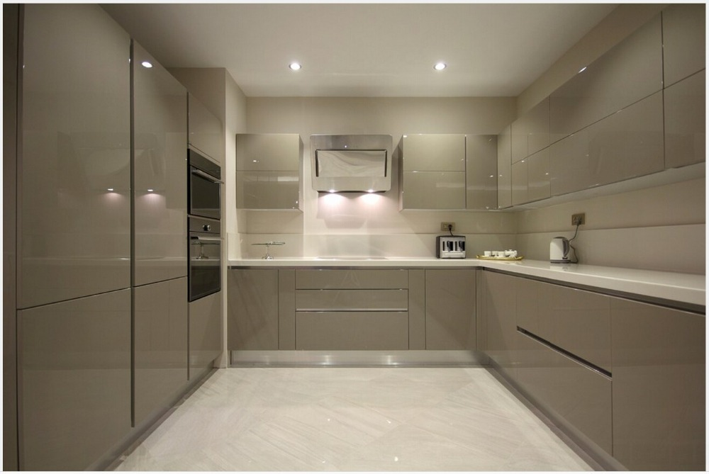 Classic Kitchen Unit  New Kitchen Furnitures Manufacturers High Gloss Lacquer Modular Kitchen Cabinets